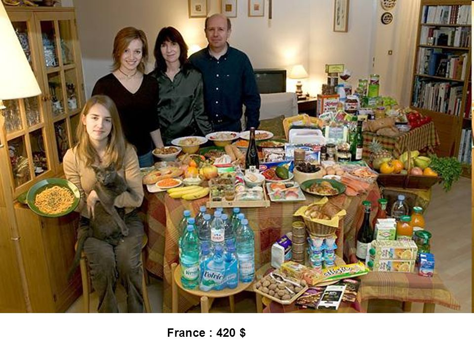 France : 420 $