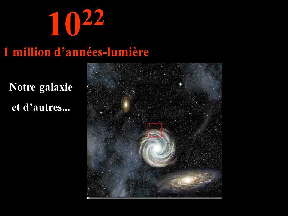 1 million d'années-lumière