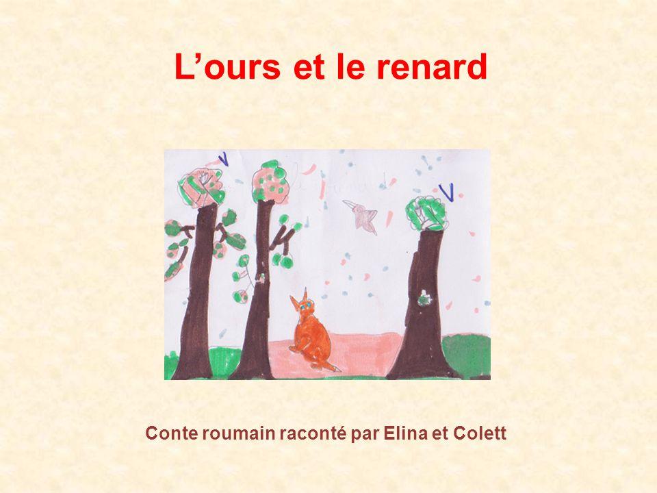Conte roumain raconté par Elina et Colett