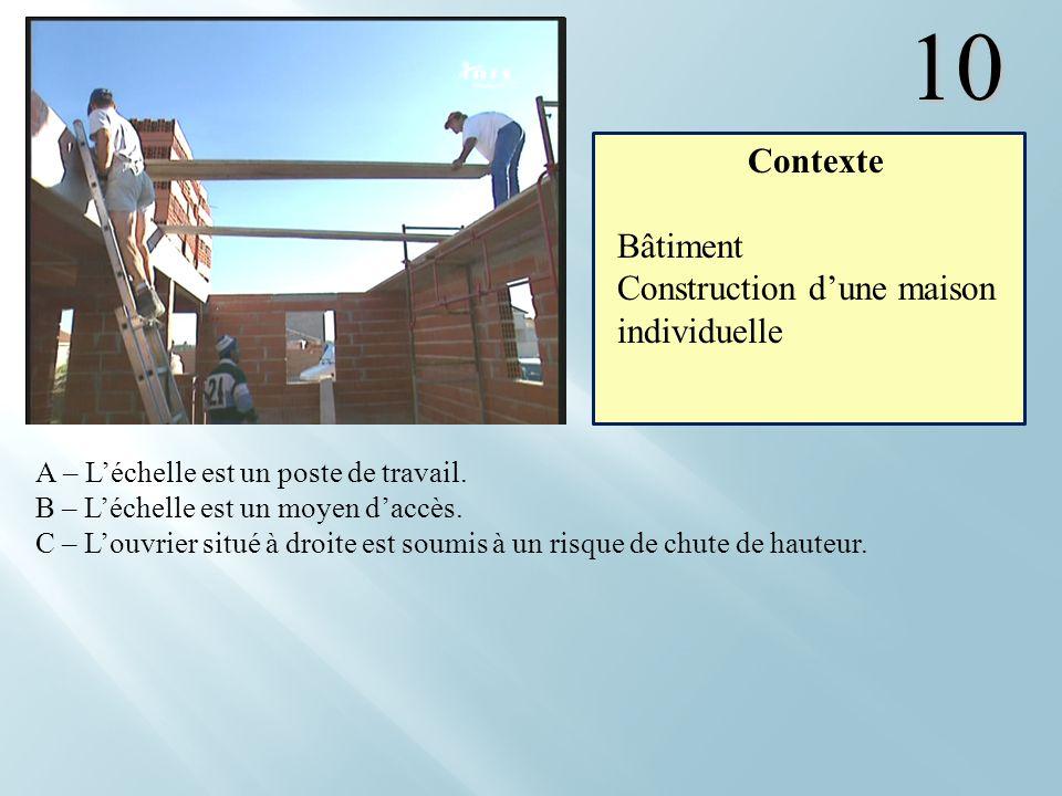 10 Contexte Bâtiment Construction d'une maison individuelle