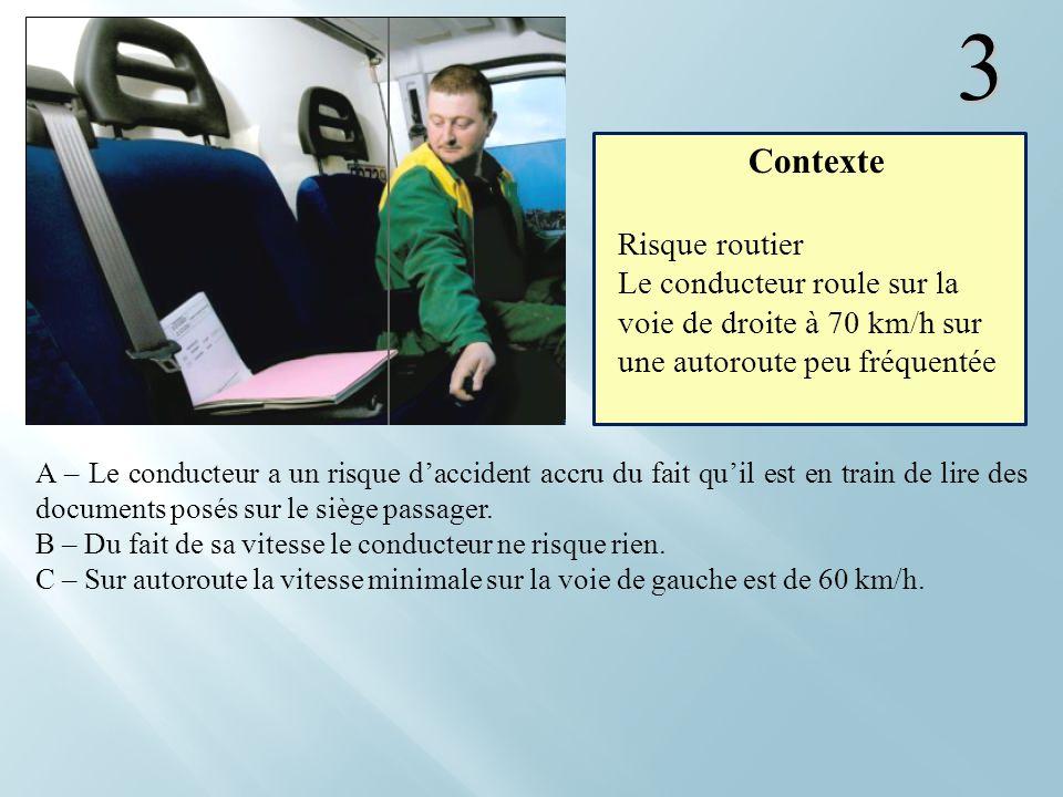 3 Contexte Risque routier