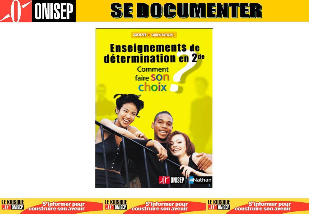 SE DOCUMENTER APRES BAC GENERAL - DIAPO 154
