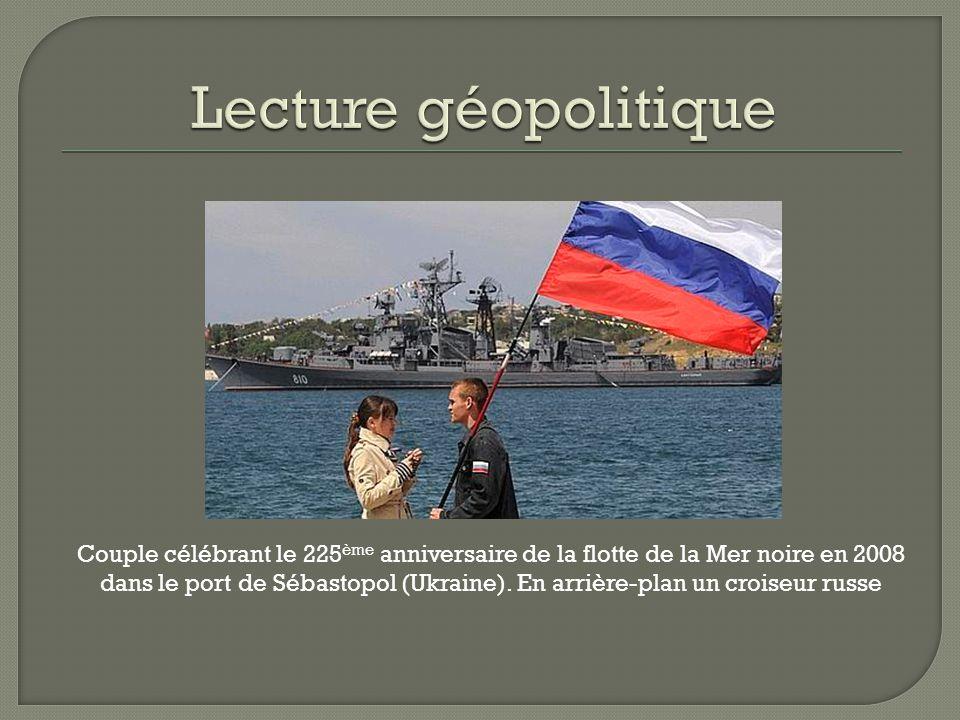 Lecture géopolitique