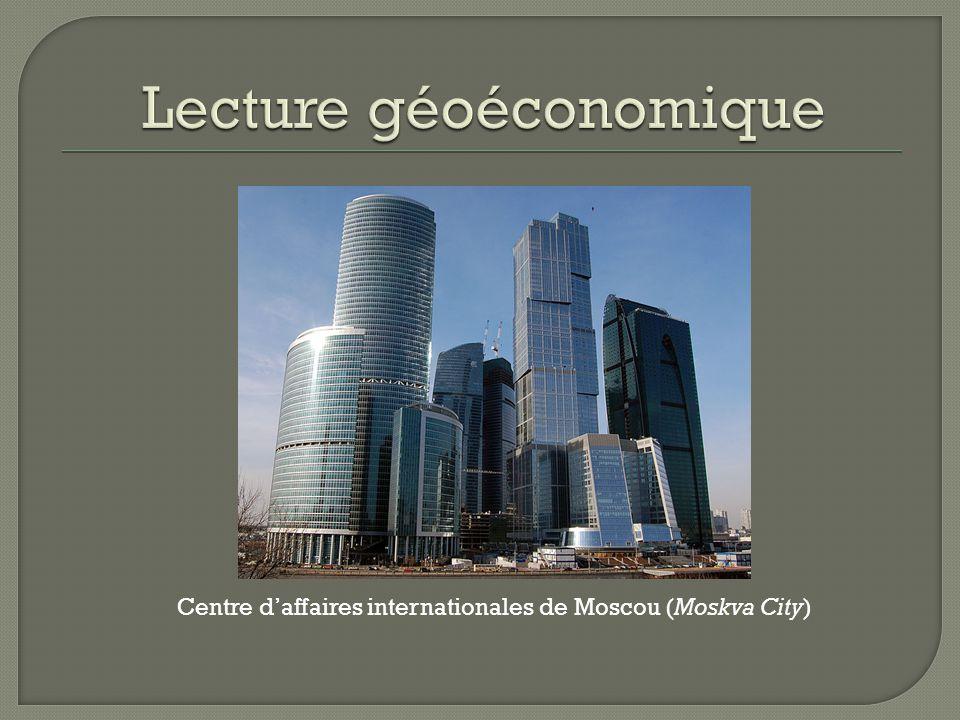 Lecture géoéconomique