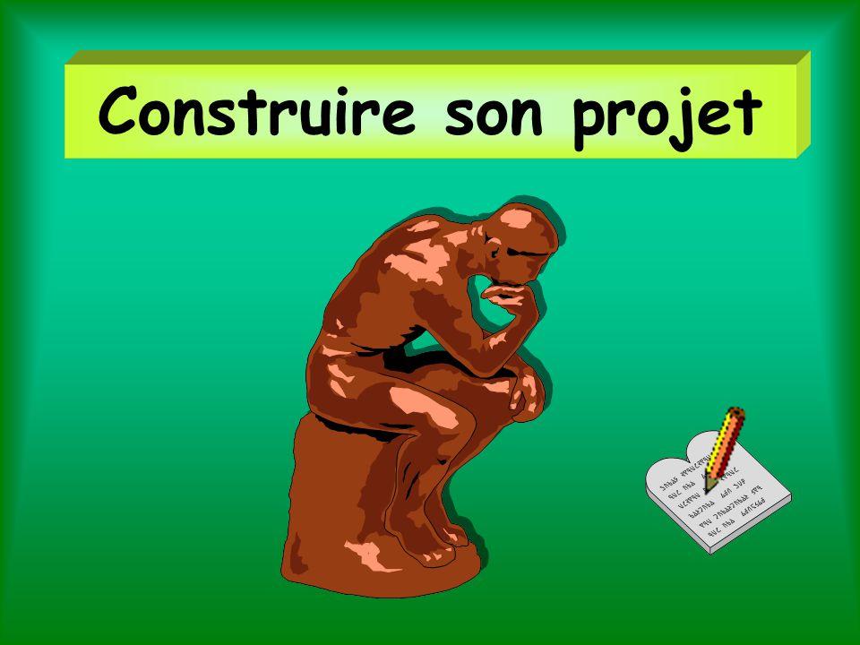 Construire son projet
