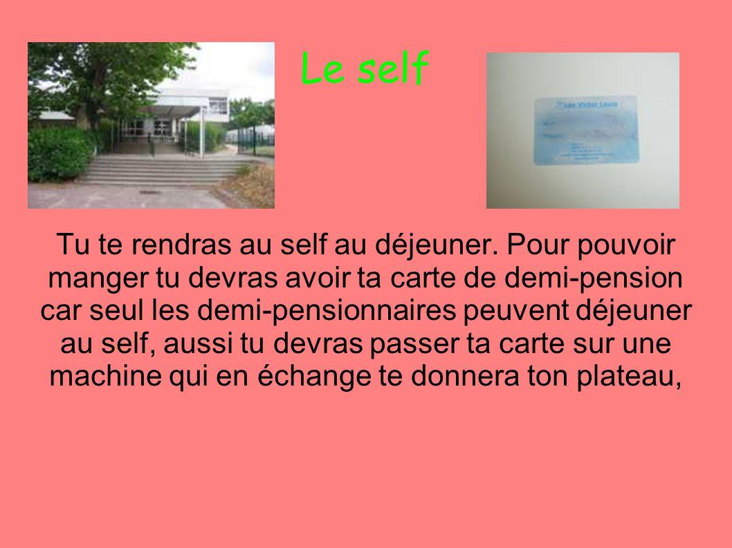 Le self