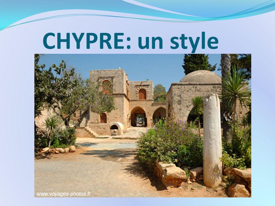 CHYPRE: un style