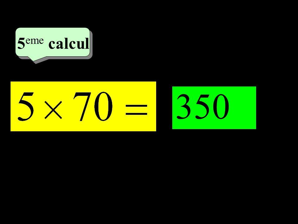 5eme calcul 3eme calcul 1 350