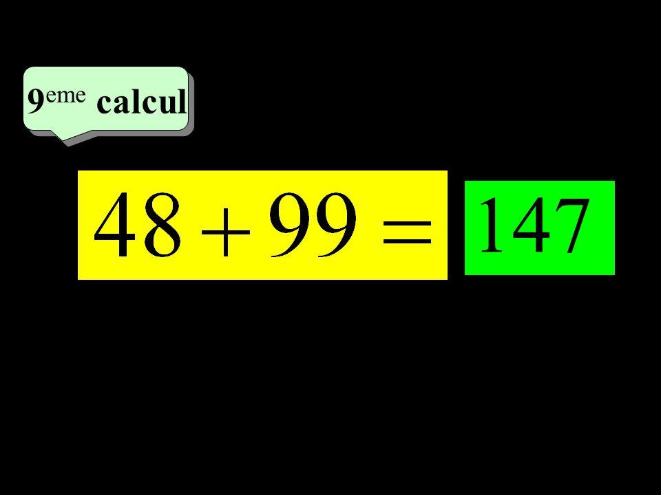 9eme calcul 5eme calcul 1 147