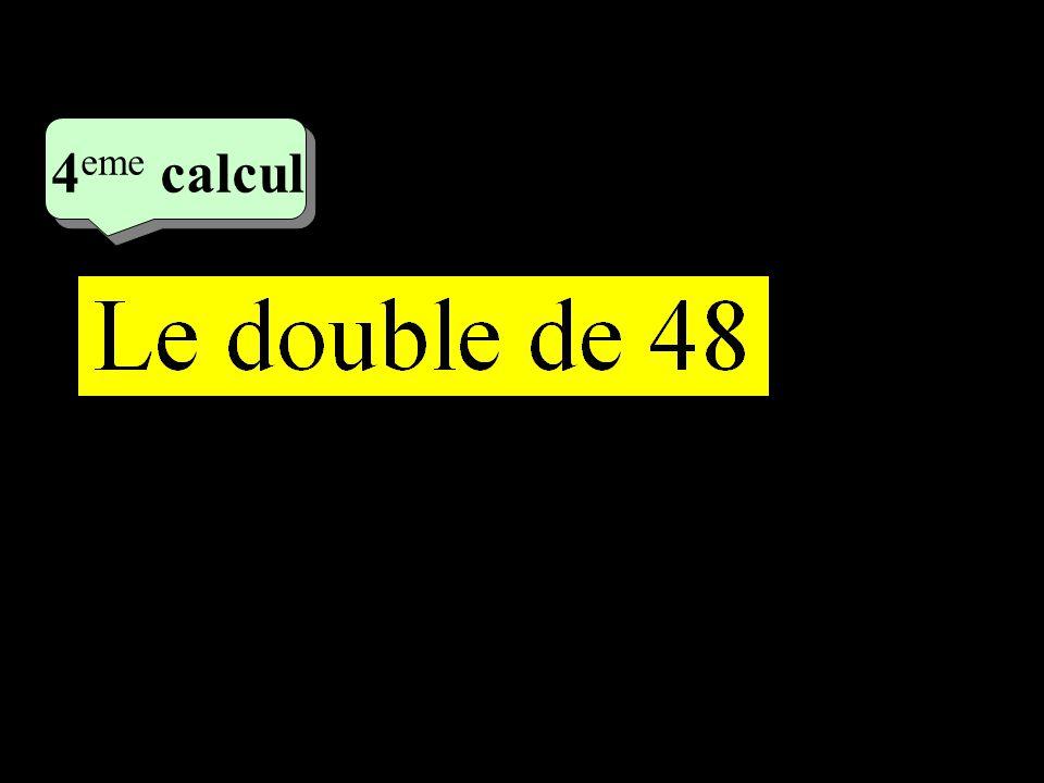 4eme calcul 2eme calcul 1