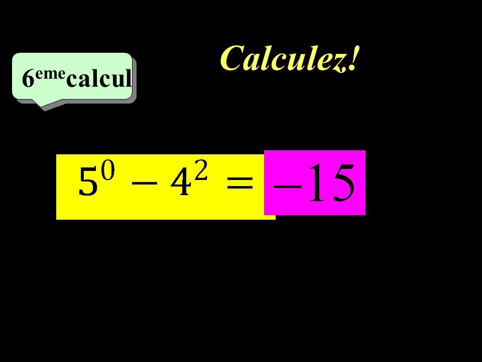 Calculez! 6emecalcul 1
