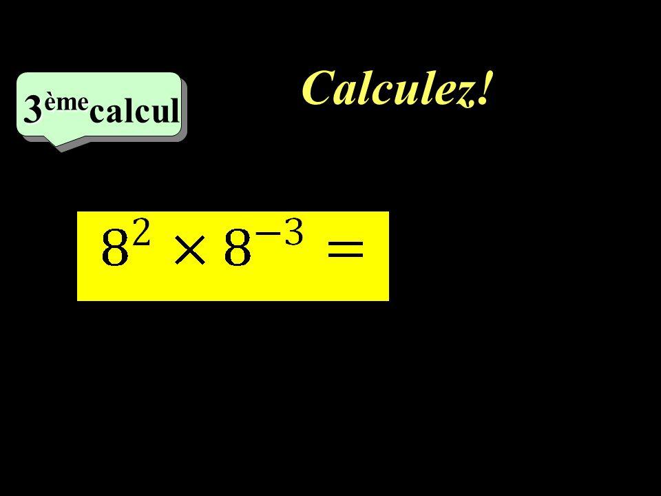 Calculez! 3èmecalcul 1