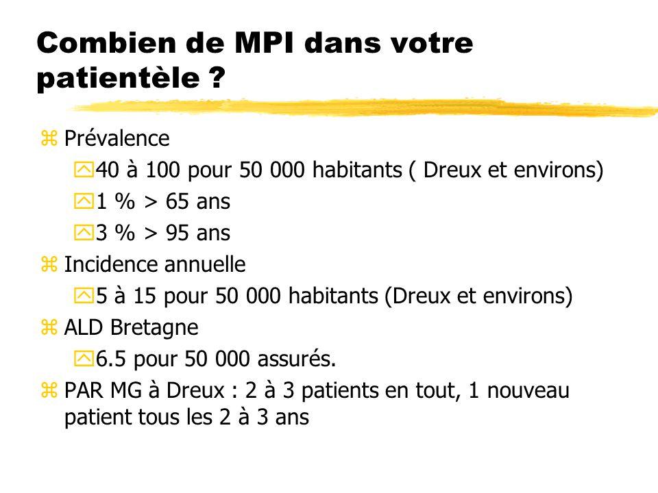 Combien de MPI dans votre patientèle