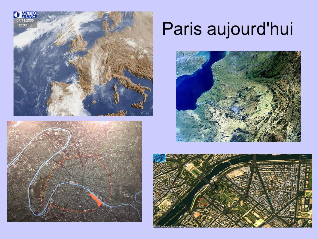 Paris aujourd hui