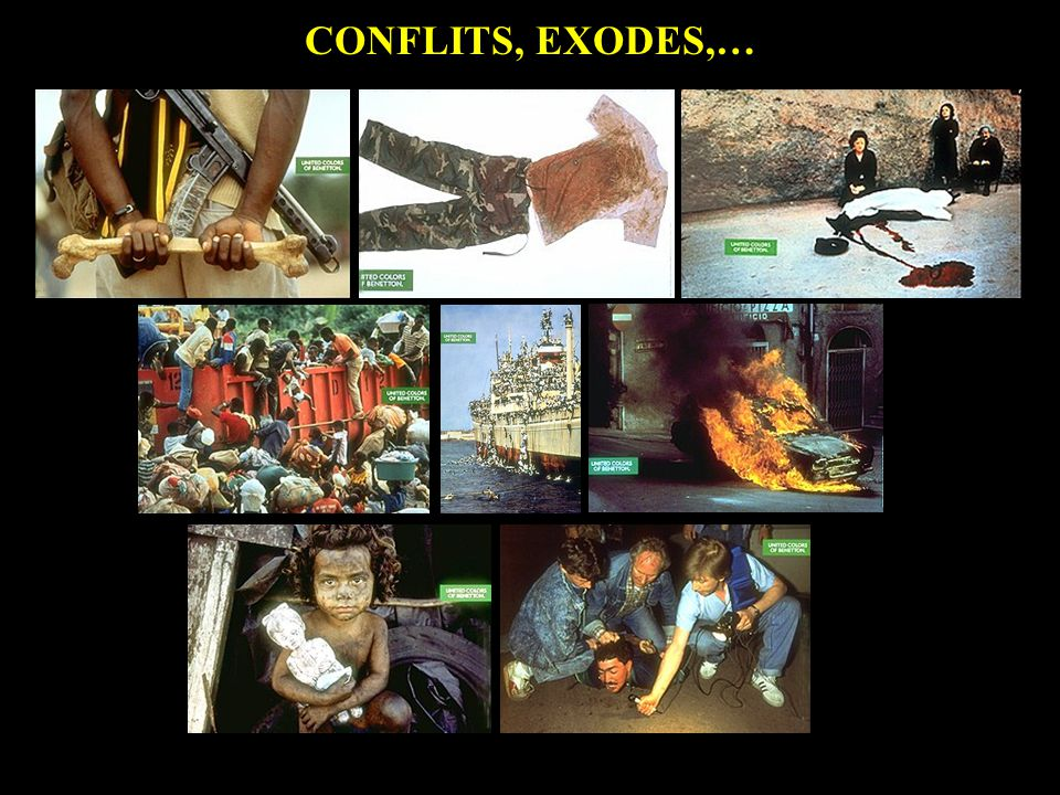 CONFLITS, EXODES,…