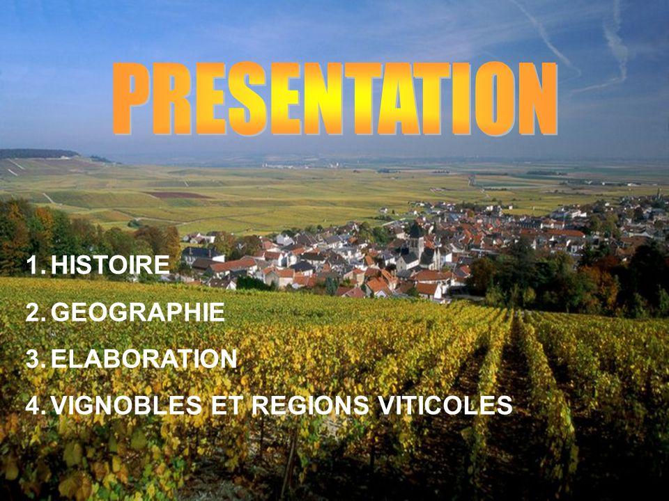 PRESENTATION HISTOIRE GEOGRAPHIE ELABORATION