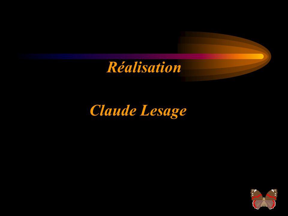 Réalisation Claude Lesage