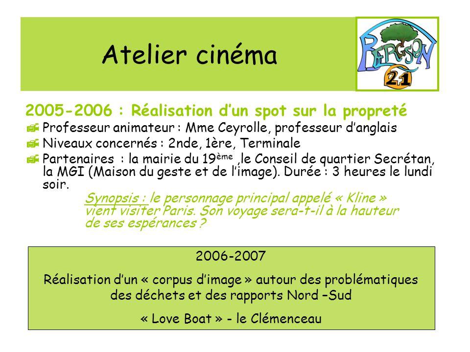 « Love Boat » - le Clémenceau