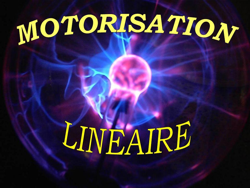 MOTORISATION LINEAIRE