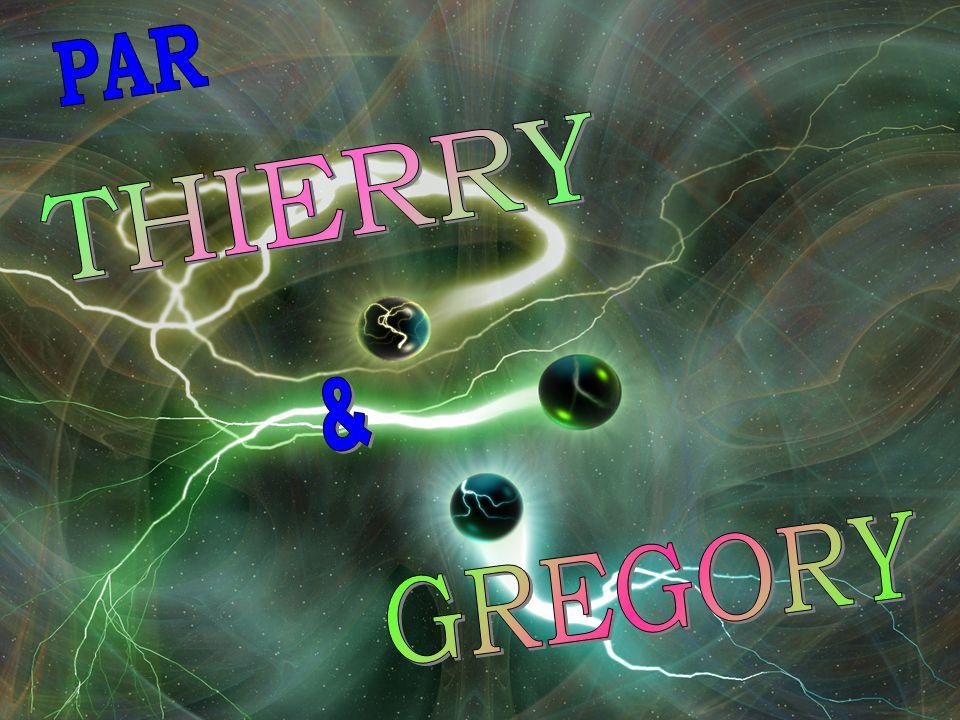 PAR THIERRY & GREGORY