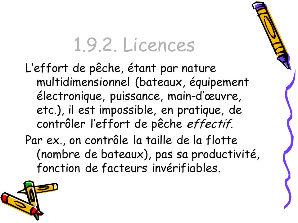 1.9.2. Licences