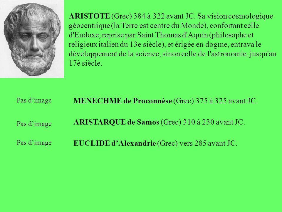 MENECHME de Proconnèse (Grec) 375 à 325 avant JC.