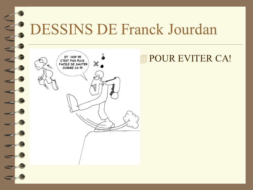 DESSINS DE Franck Jourdan