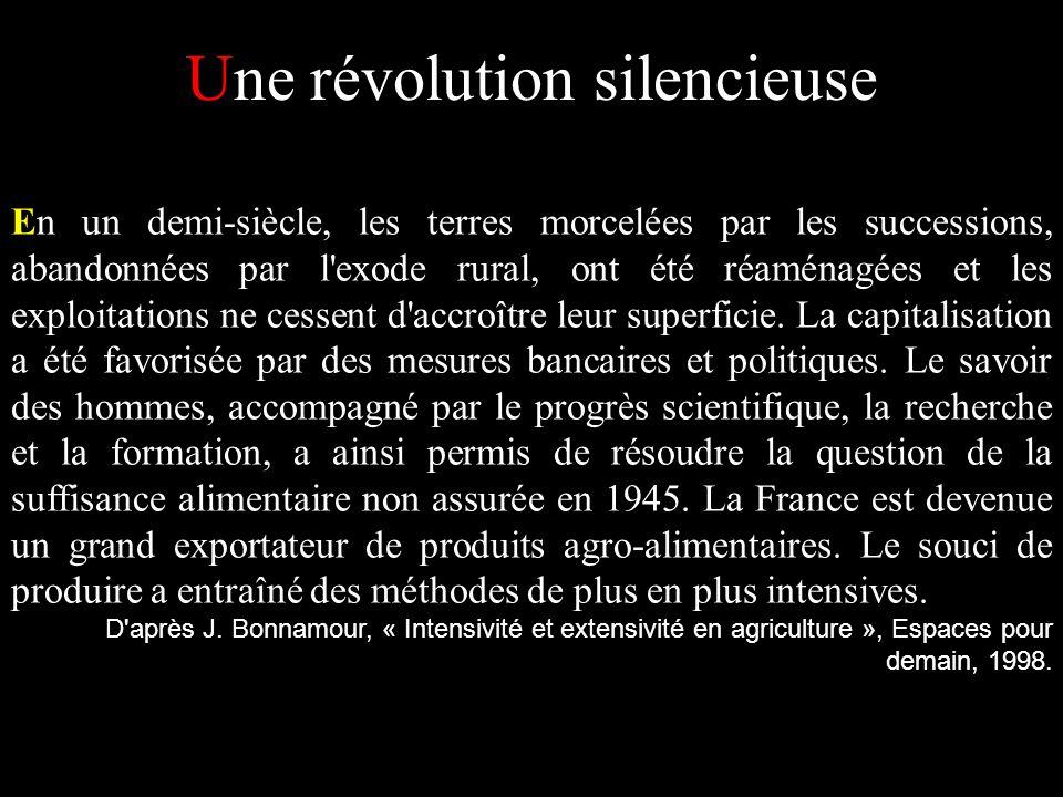 Une révolution silencieuse