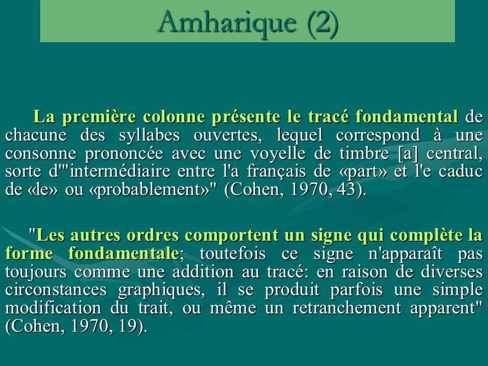 Amharique (2)