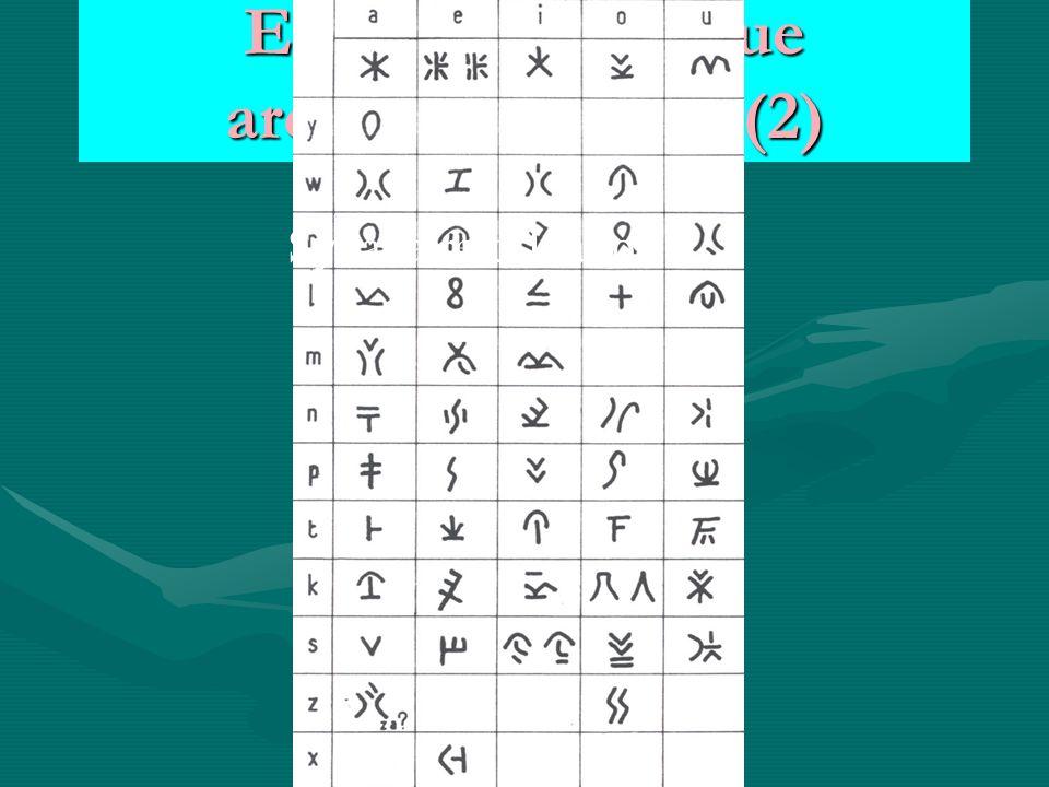 Ecriture syllabique arcado-chypriote (2)