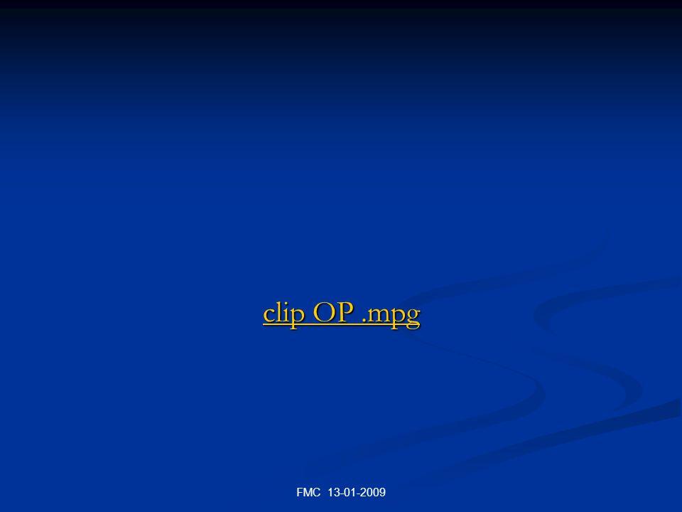 clip OP .mpg FMC 13-01-2009