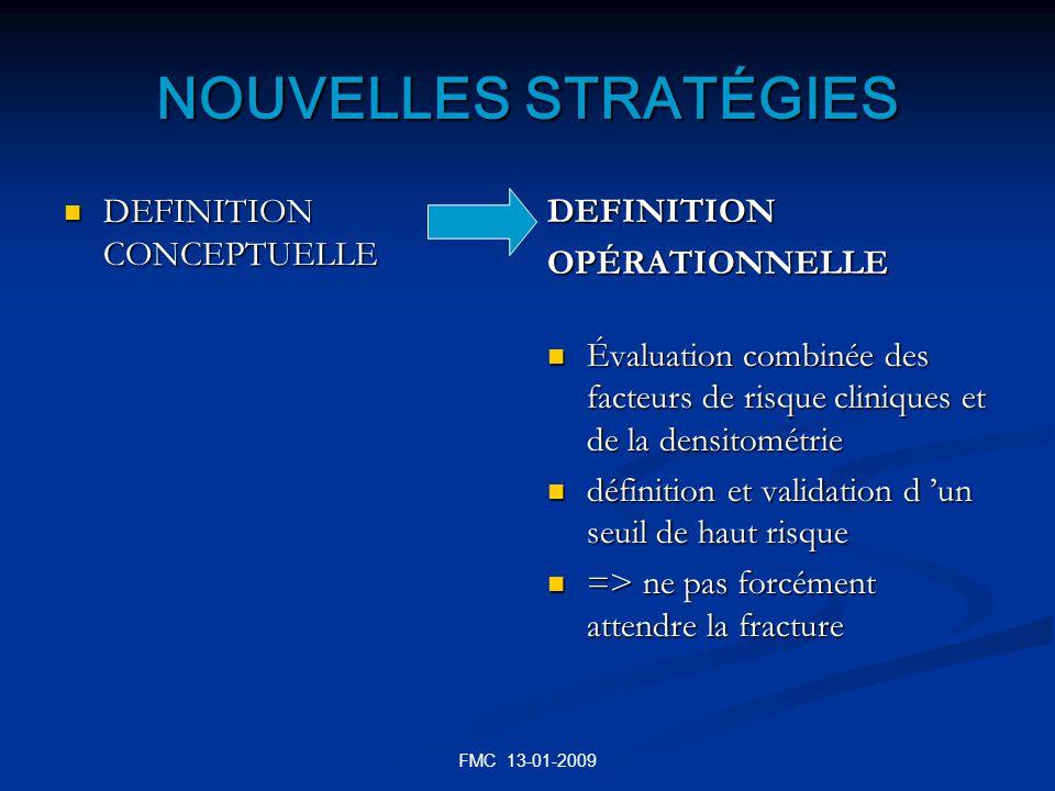 NOUVELLES STRATÉGIES DEFINITION CONCEPTUELLE DEFINITION OPÉRATIONNELLE