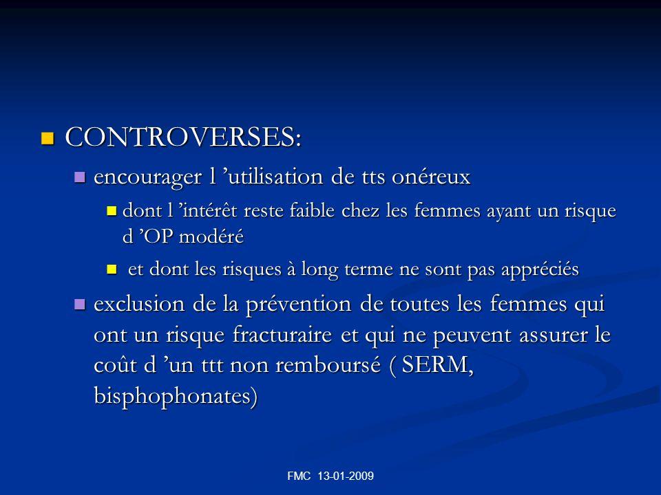CONTROVERSES: encourager l 'utilisation de tts onéreux