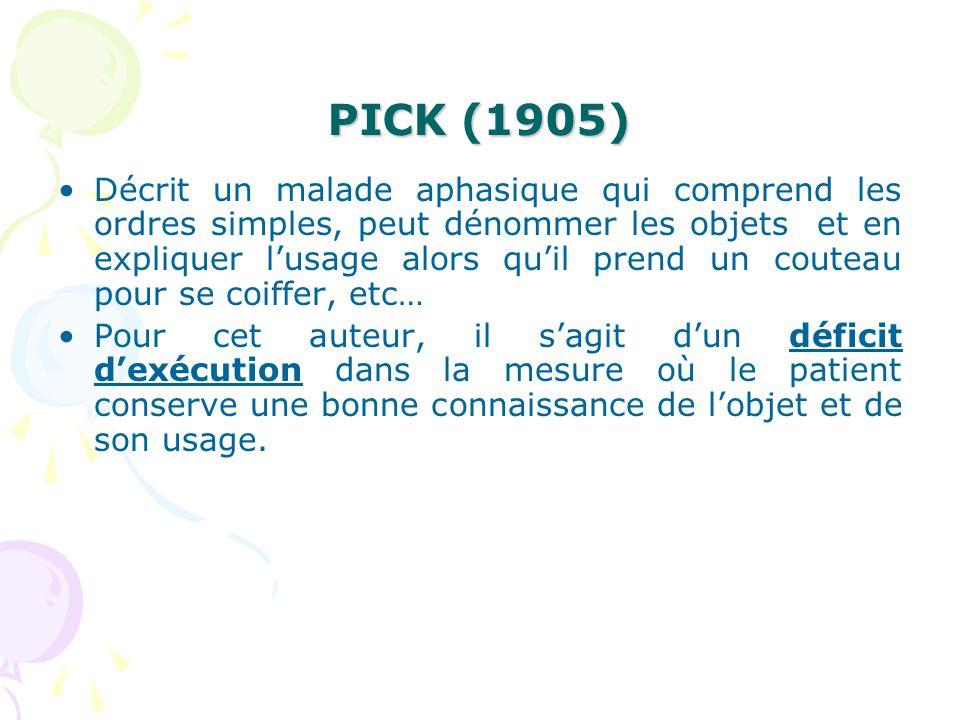 PICK (1905)