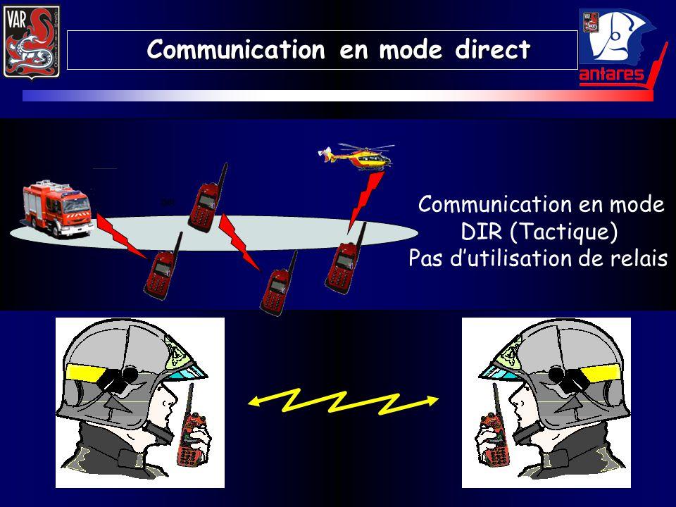 Communication en mode direct