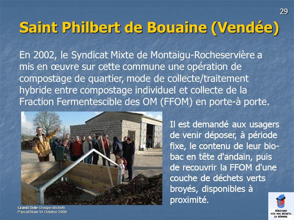 Saint Philbert de Bouaine (Vendée)