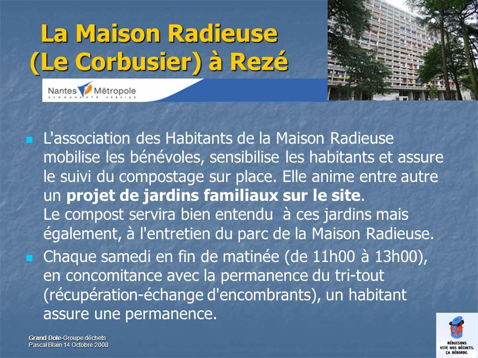 La Maison Radieuse (Le Corbusier) à Rezé