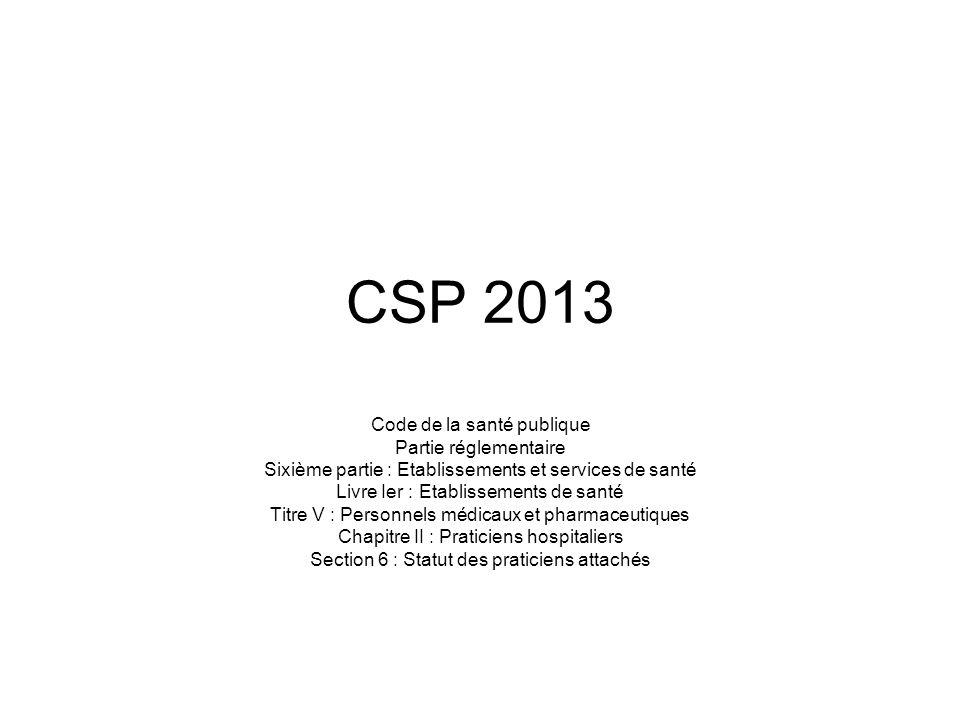 CSP 2013