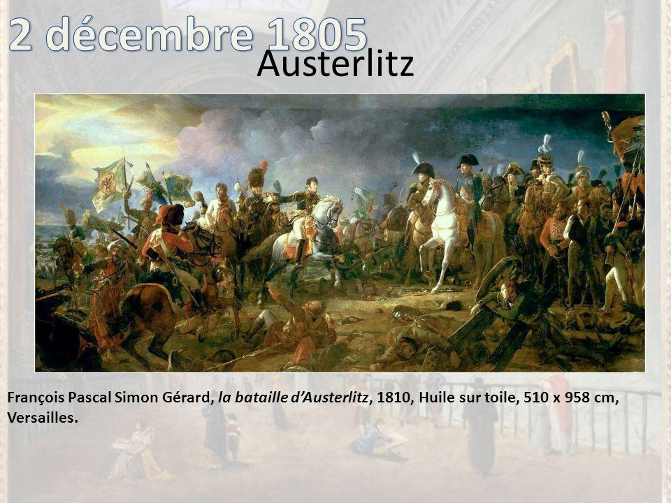 2 décembre 1805 Austerlitz.