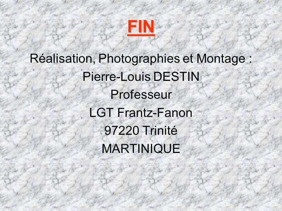 Réalisation, Photographies et Montage :