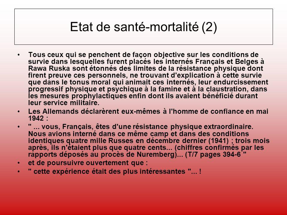 Etat de santé-mortalité (2)