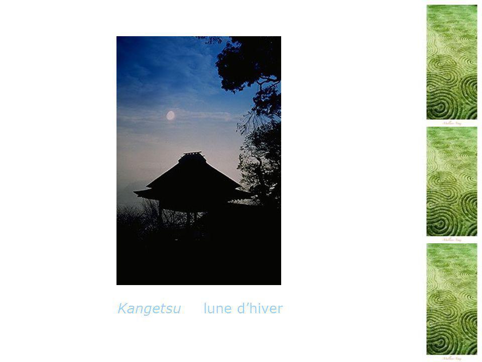 Kangetsu lune d'hiver