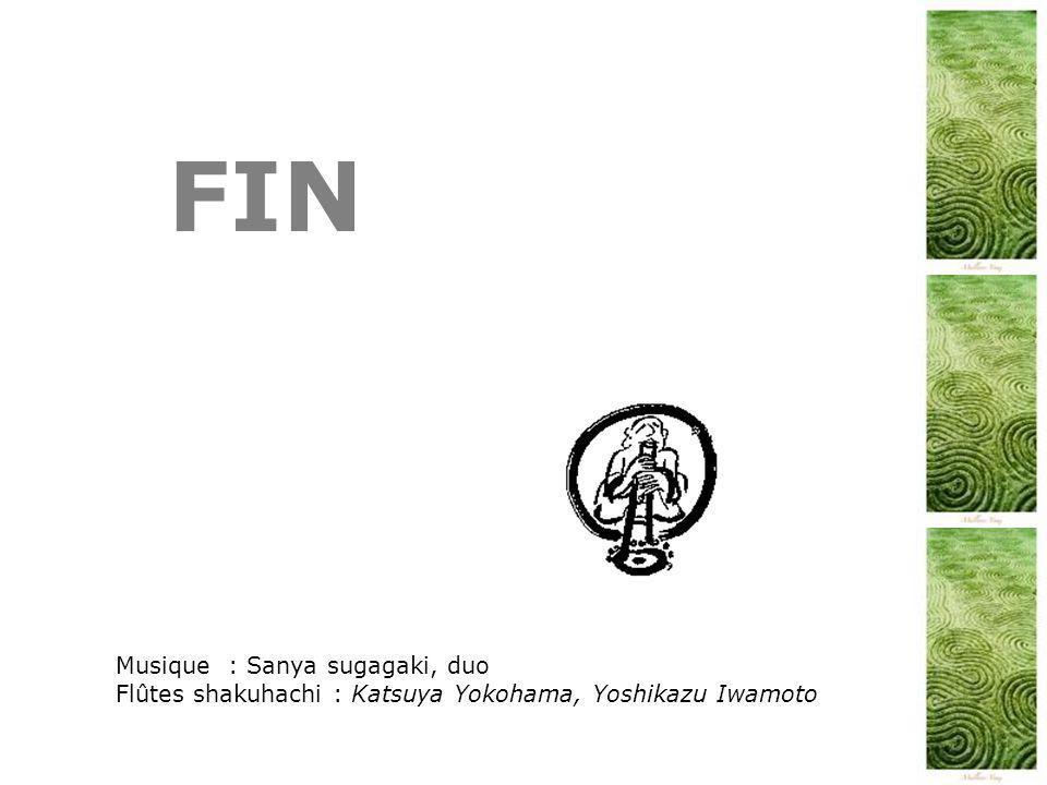 FIN Musique : Sanya sugagaki, duo