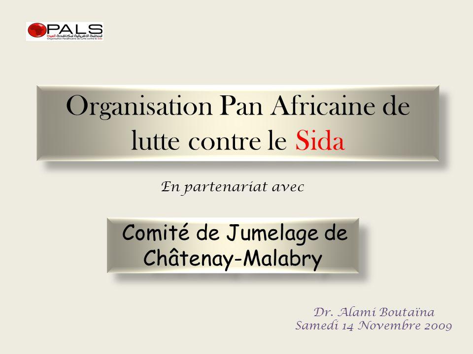 Organisation Pan Africaine de lutte contre le Sida
