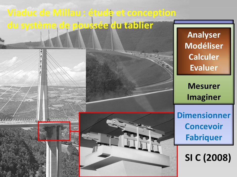 Viaduc de Millau : étude et conception