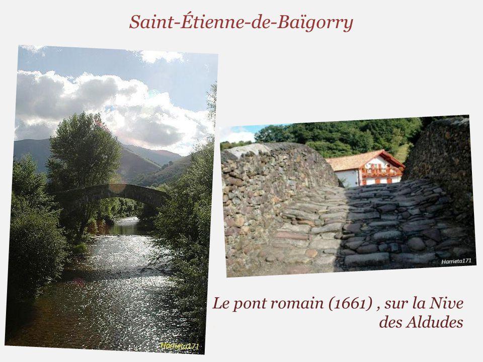 Saint-Étienne-de-Baïgorry
