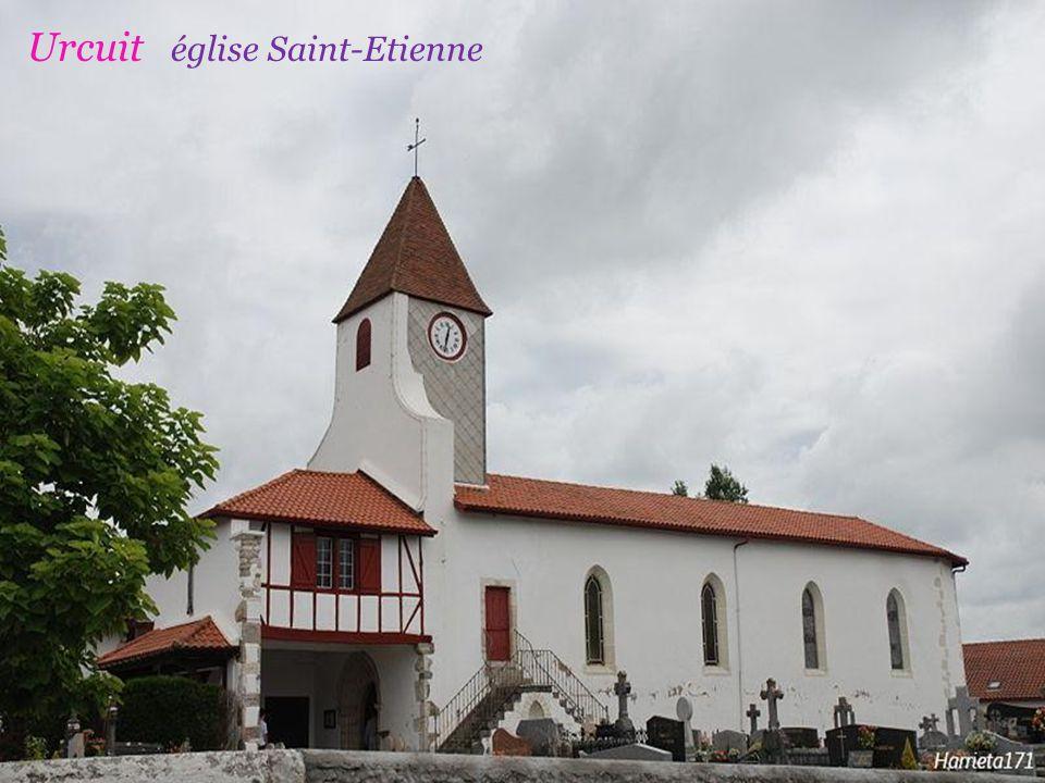Urcuit église Saint-Etienne