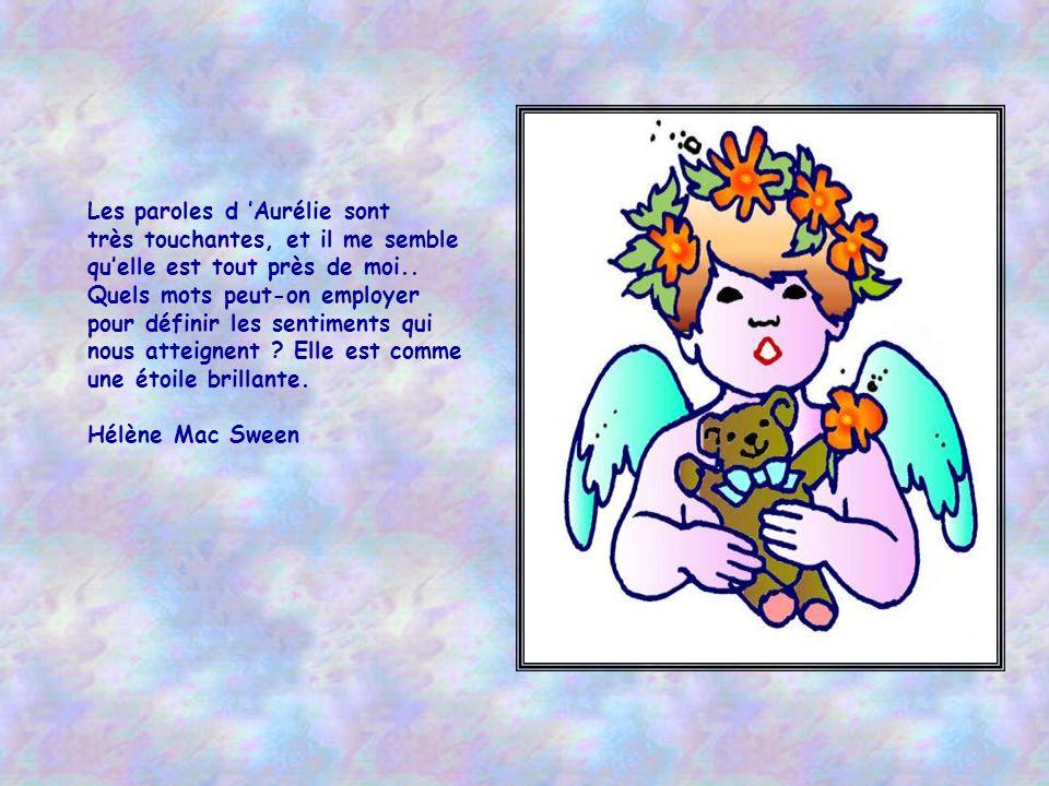 Les paroles d 'Aurélie sont