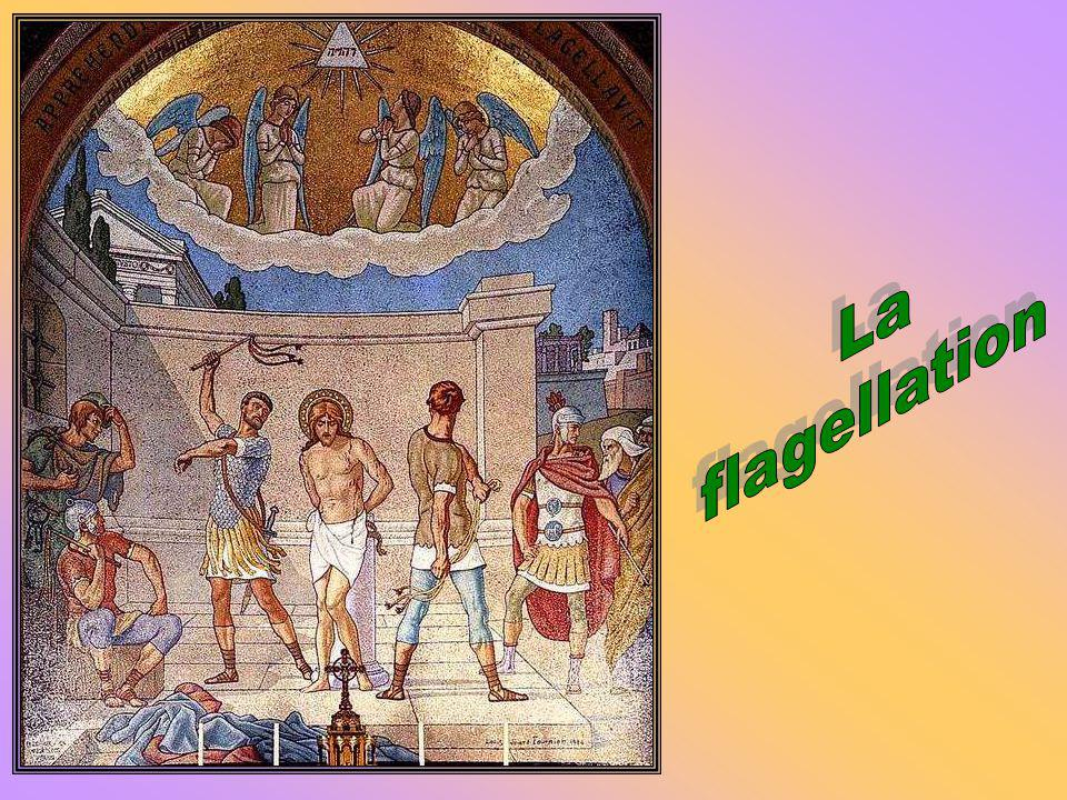 La flagellation