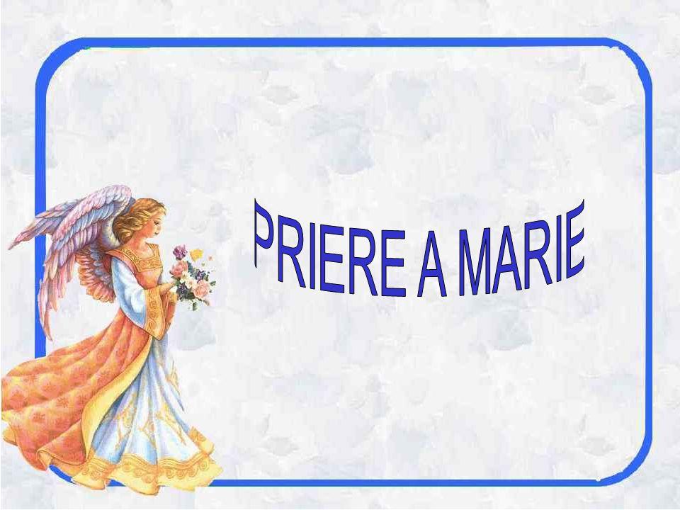 PRIERE A MARIE